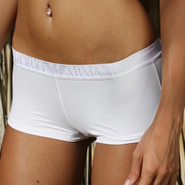 Panty 161919 - Emporio Armani Barva: bílá, Velikost: L