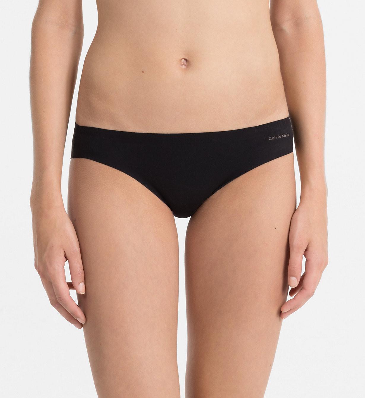 Kalhotky F3843E černá - Calvin Klein černá M