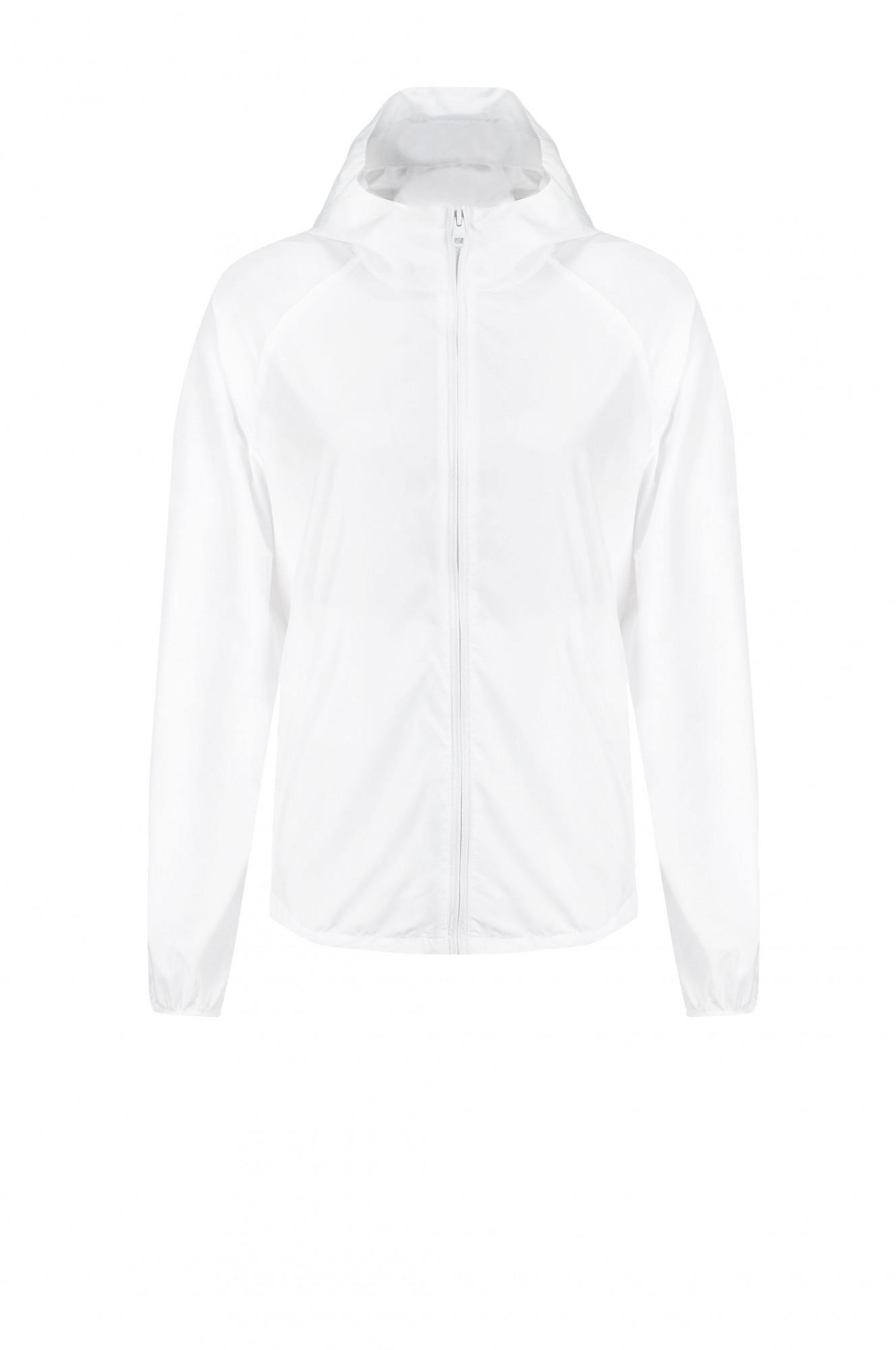 Dámská bunda KW0KW00368-100 bílá - Calvin Klein Barva: bílá, Velikost: S