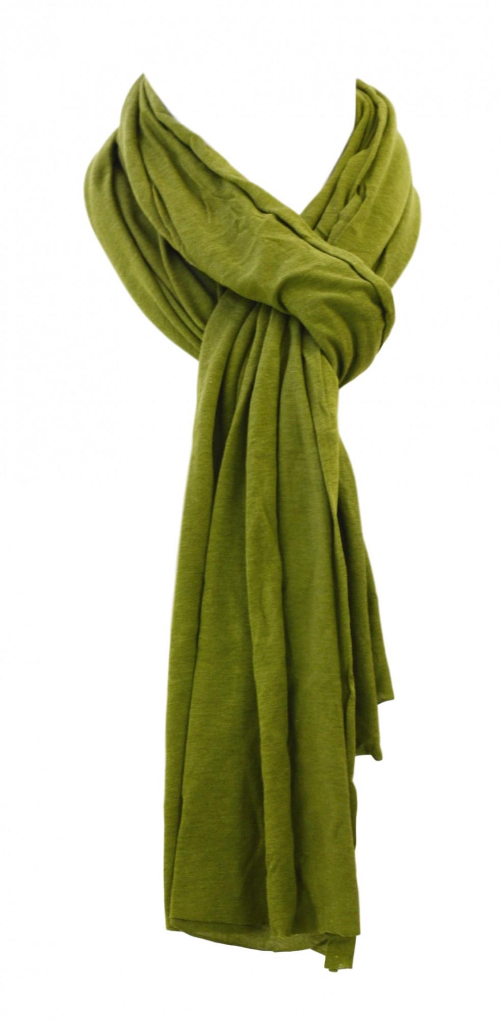 Dámská šála Light scarf - Rich Royal Barva: žlutá, Velikost: univerzální