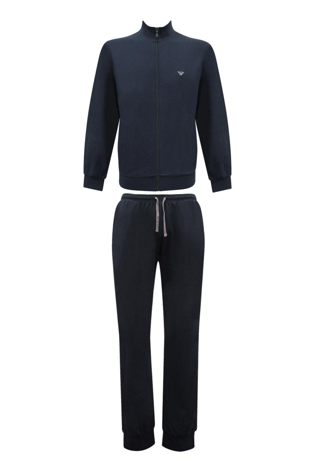 Pánské pyžamo 111795 CC570 00135 modrá - Emporio Armani modrá S