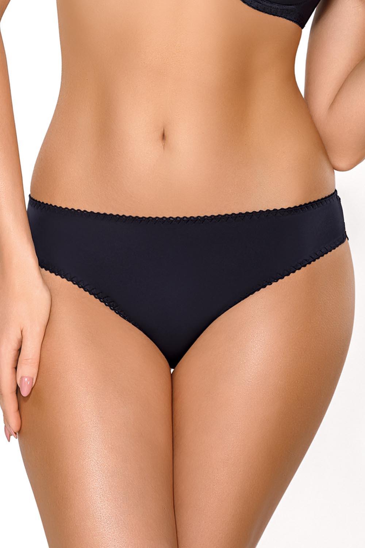 Kalhotky brazilky Gorsenia K388 Felice Barva: tmavě modrá, Velikost: M