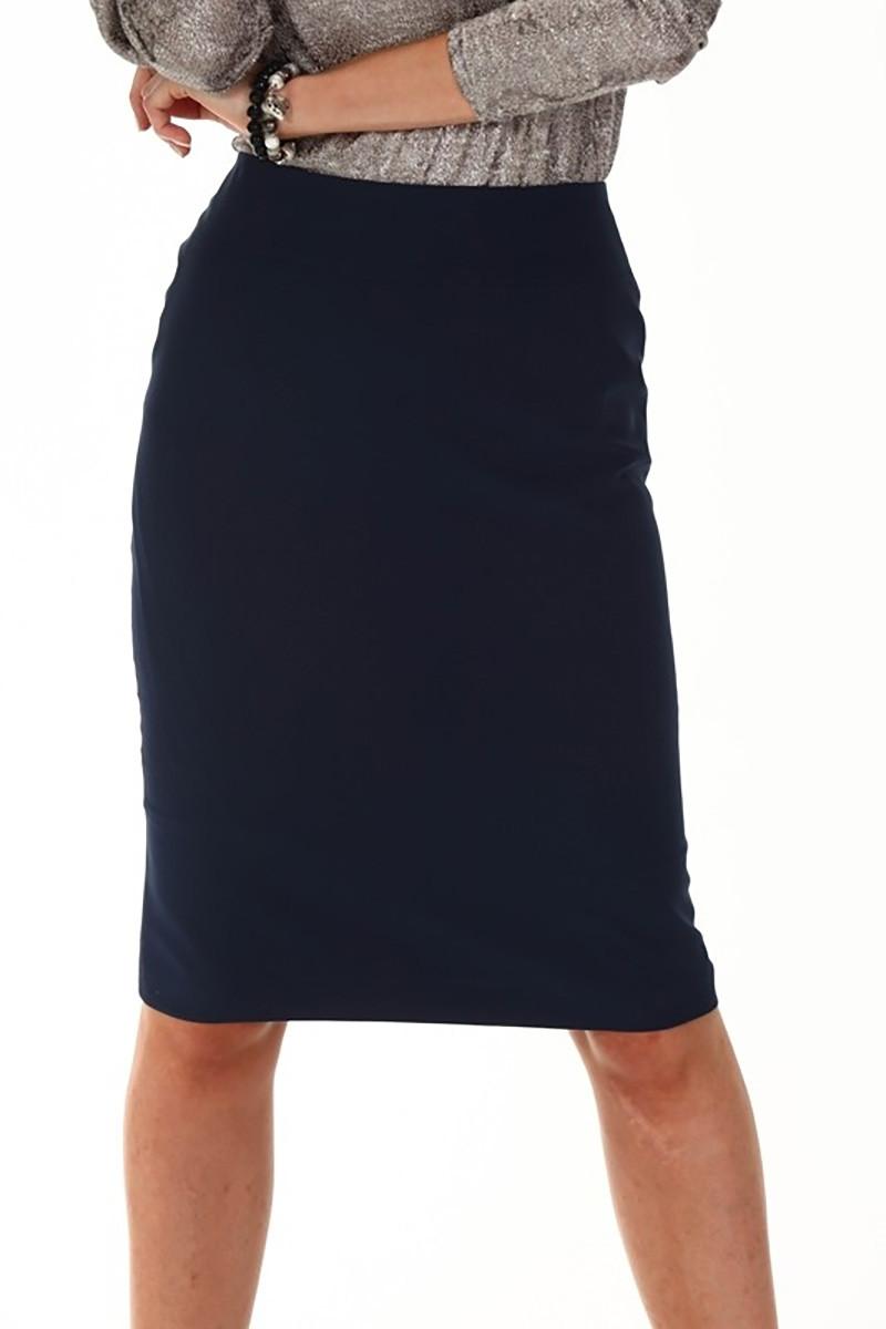 c8b06d928b09 Dámská sukně model 103685 - Spektra černá 50