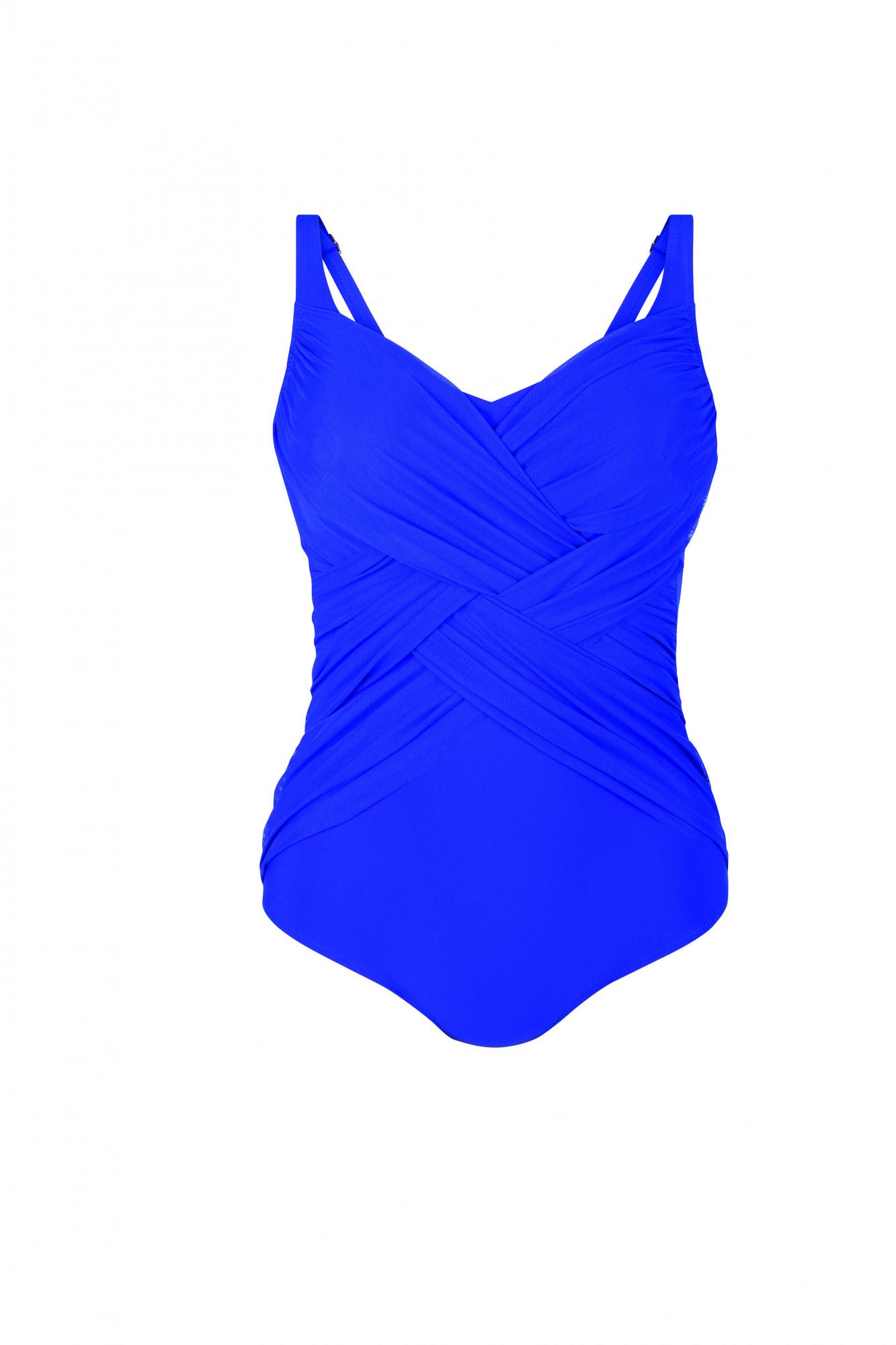 d22bc7dbac8 Dámské jednodílné plavky Aileen L9-7204 - Anita modrá 38D