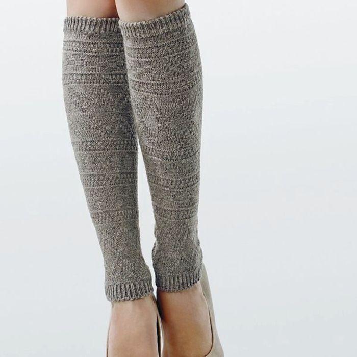 88ff5f1de7a Dámské teplé návleky na nohy Peppy C72 - Marilyn grigio uni