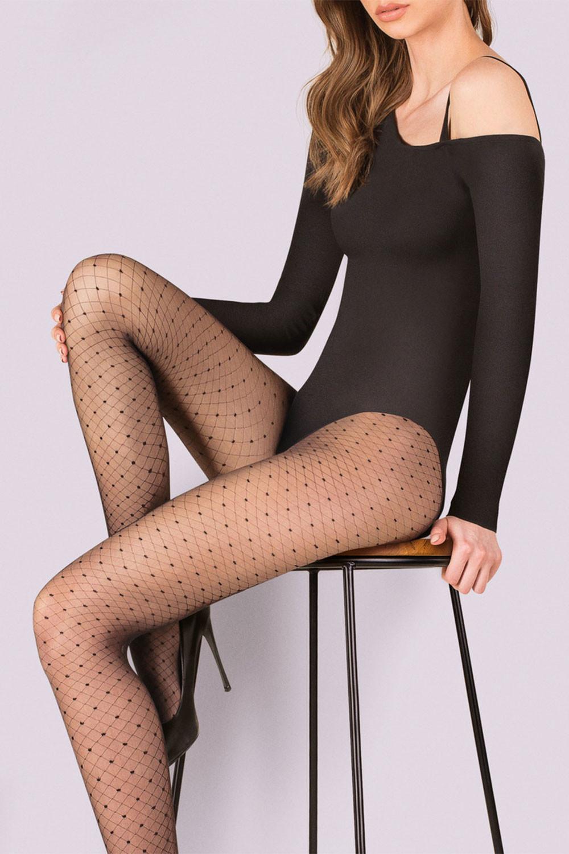 Dámské punčochové kalhoty Selena code 494 - Gabriella černá 3 e79e4cbcd6