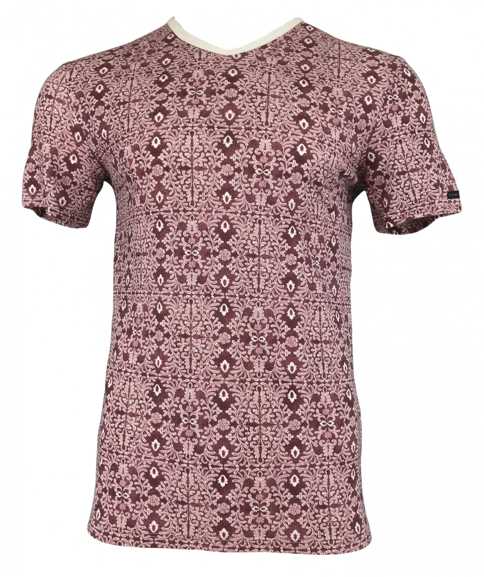 978c67e1275b Pánské tričko 2205-6420 vzorované - Bruno Banani vzor M