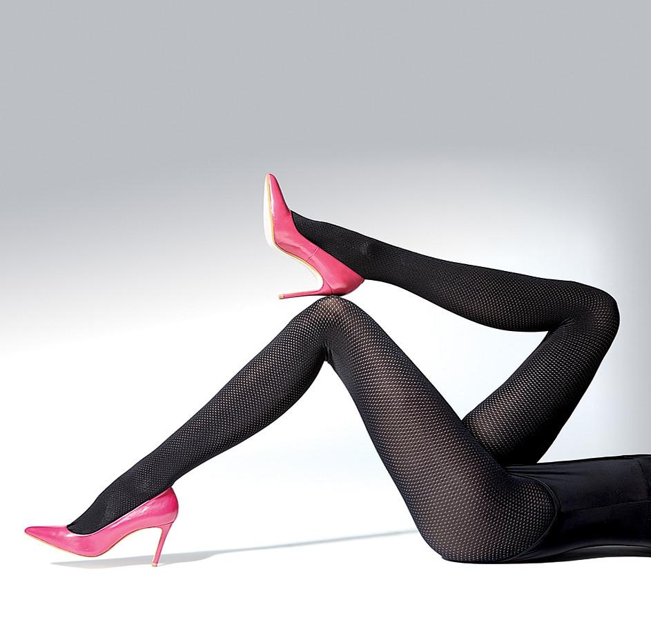 Dámské punčochové kalhoty Mini 50 den - Knittex černá 4-L 77e9129e6b