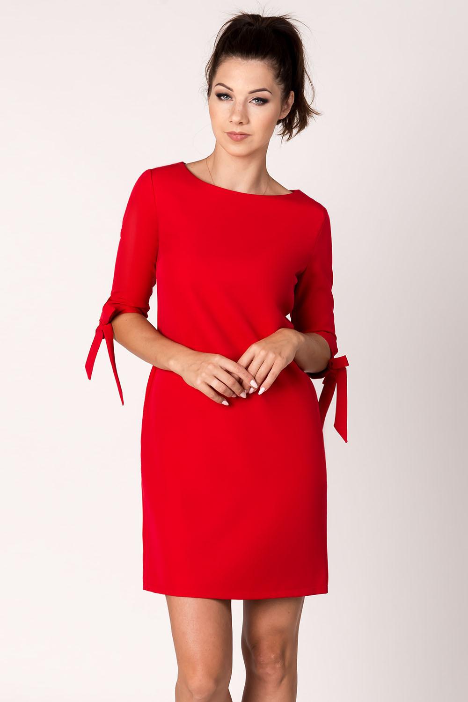 Dámské šaty SU-1457 - Avaro červená M