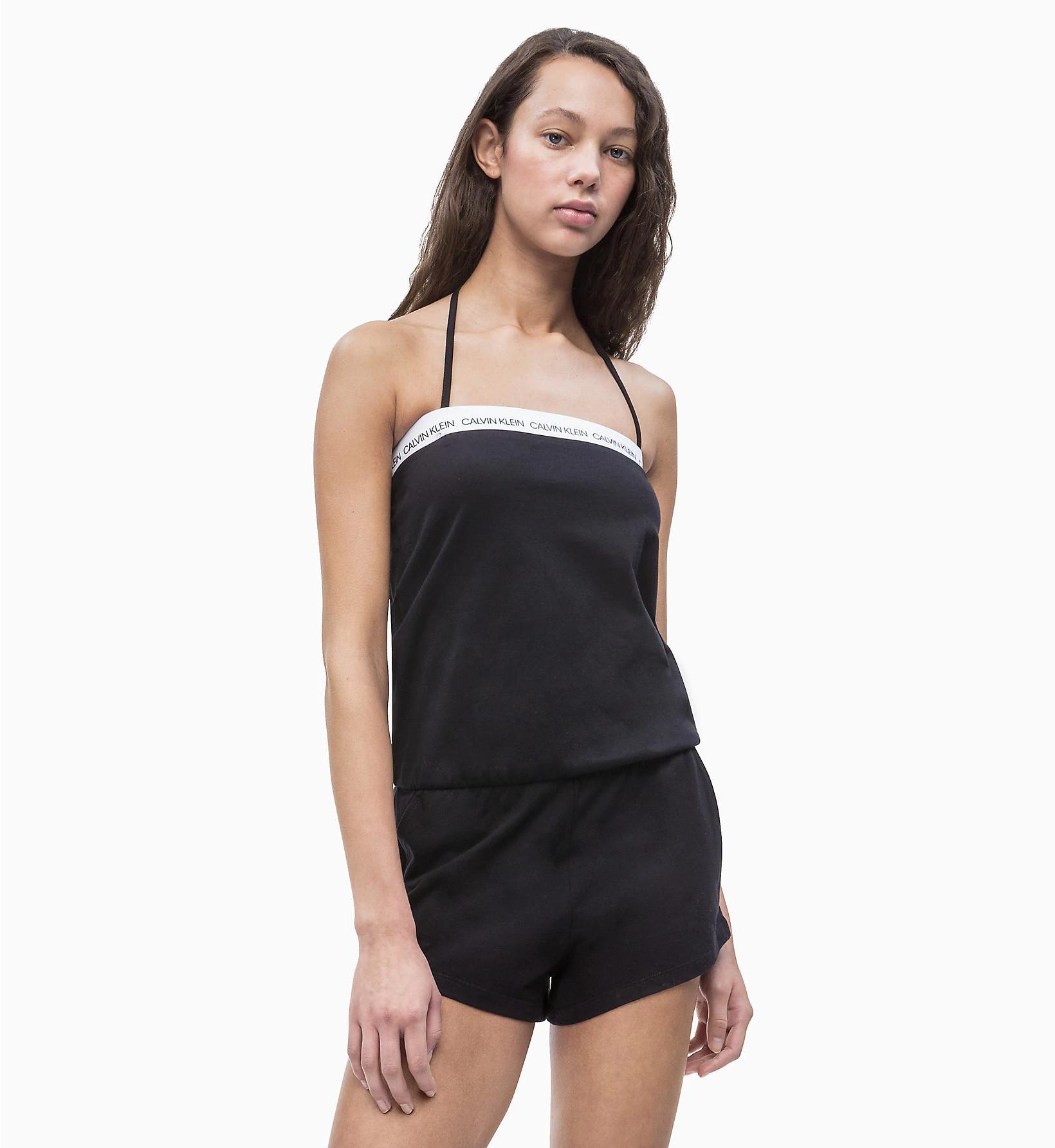 Overál KW0KW00713-094 černá - Calvin Klein černá M