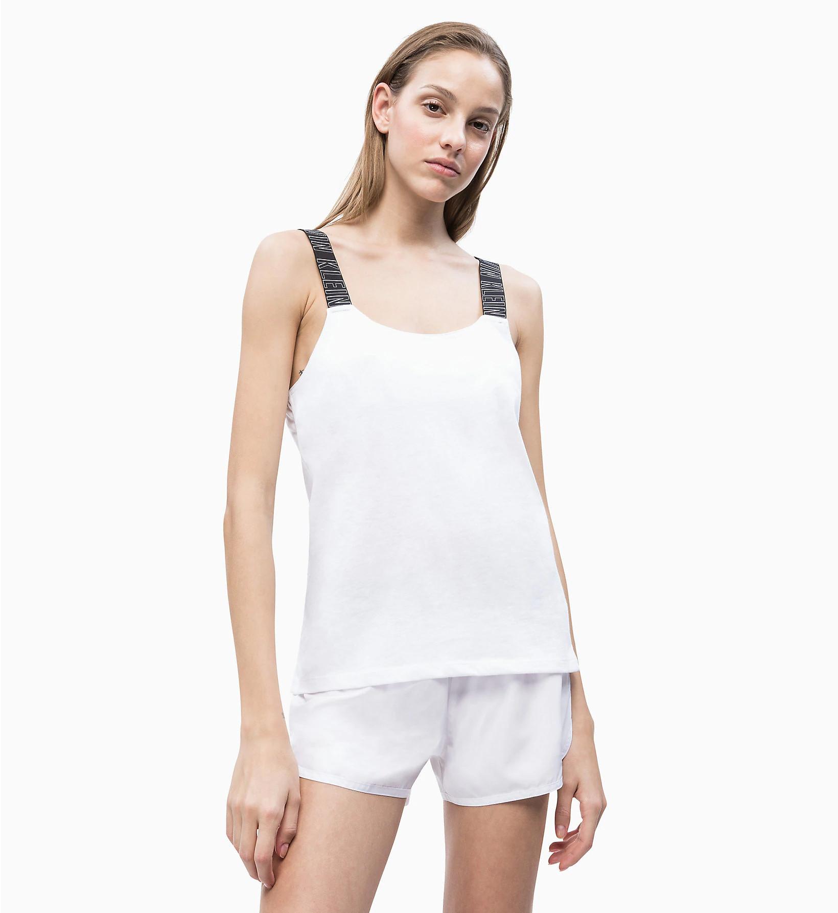 adff6f9ce Dámské tílko KW0KW00691-143 bílá - Calvin Klein bílá L