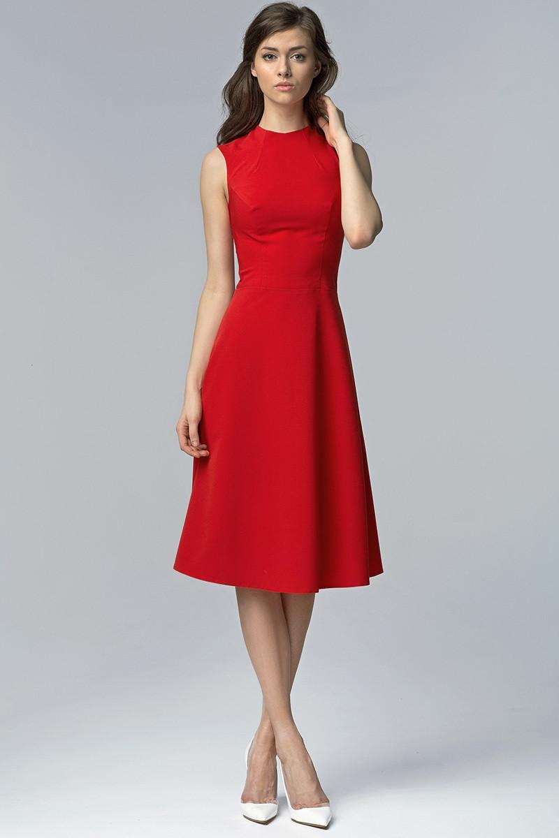 Dámské šaty S62 - Nife černá 36