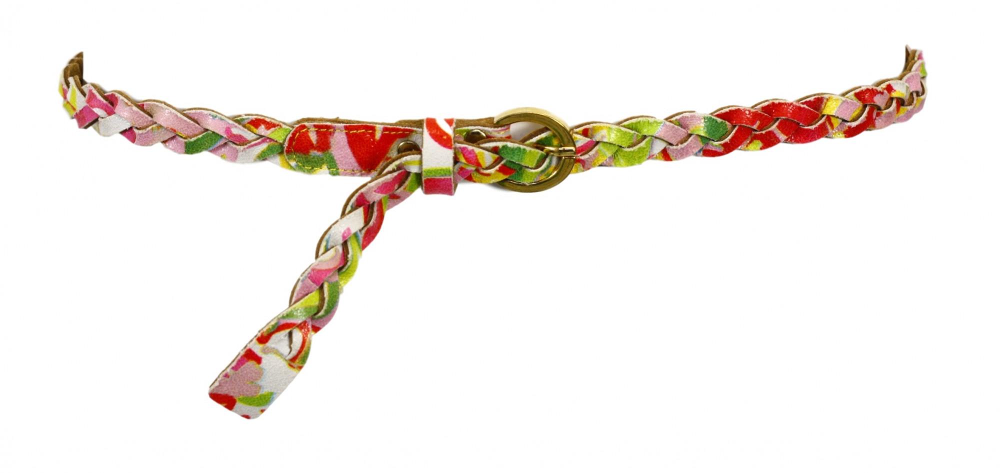 Dámský pásek 15A071 - Rich Royal Barva: originál, Velikost: univerzální