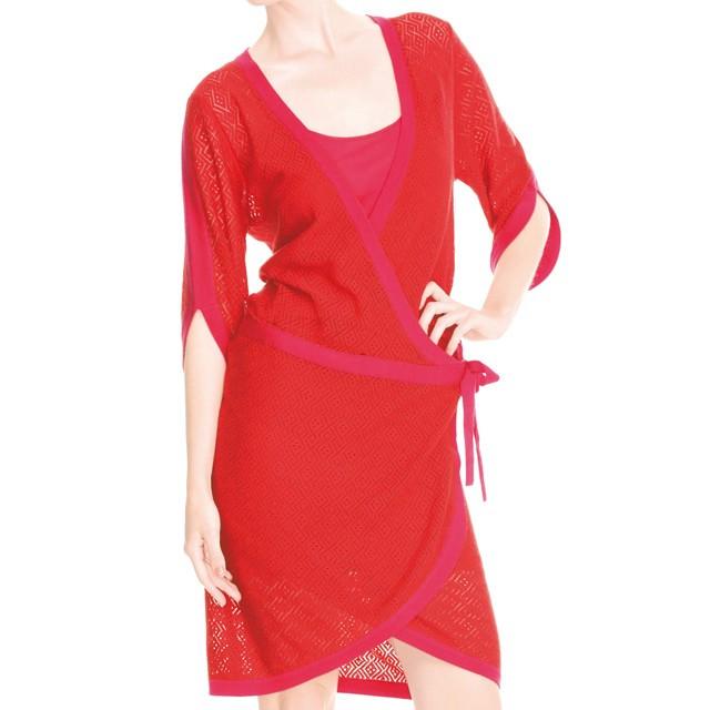 Dámské šaty 16167 - Marlies Dekkers barva: růžová, velikost: M