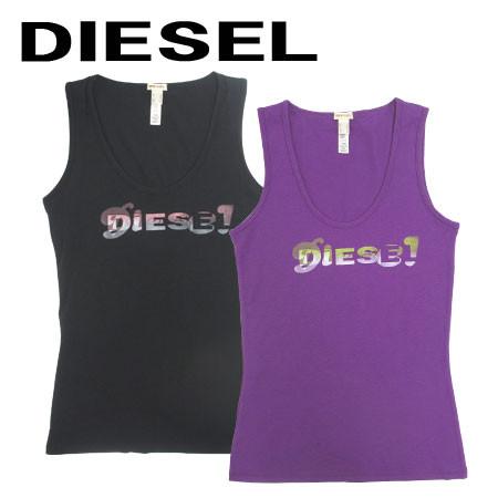 Dámské tričko 00CRLB-00DJR - Diesel Barva: fialová, Velikost: L