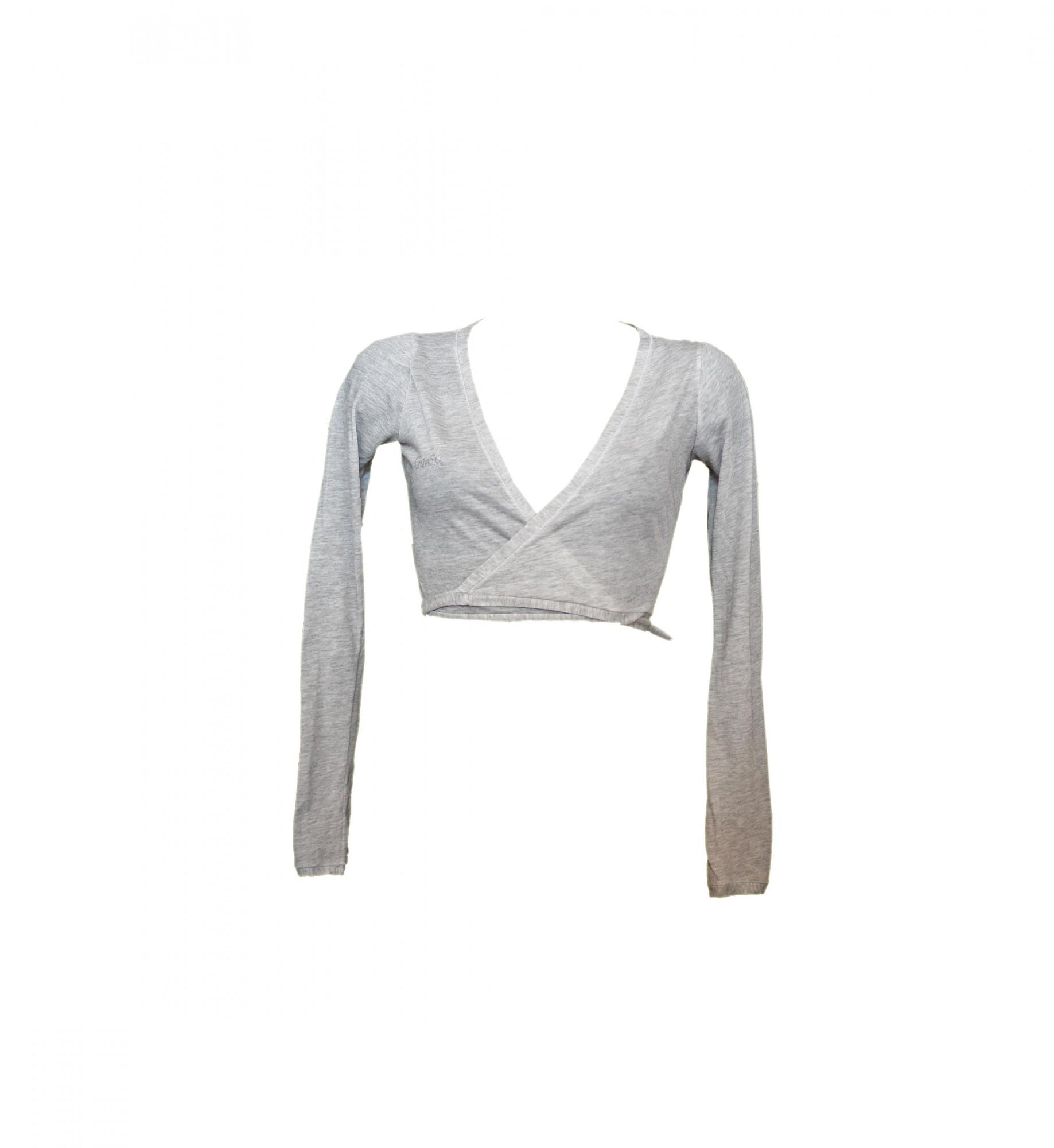 Dámské triko UC6D30 - Guess Barva: šedá, Velikost: M