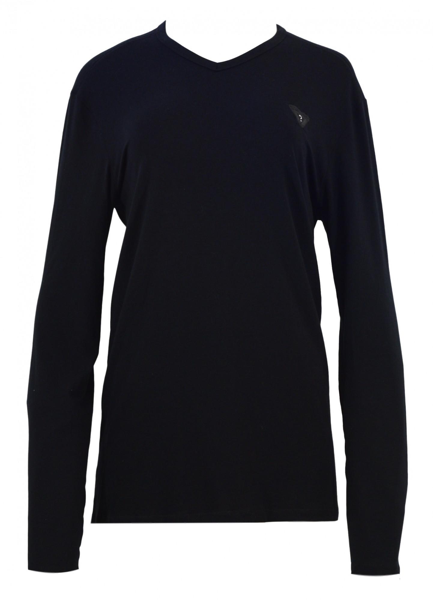 Dámské triko UB6U2C - Guess Barva: černá, Velikost: M