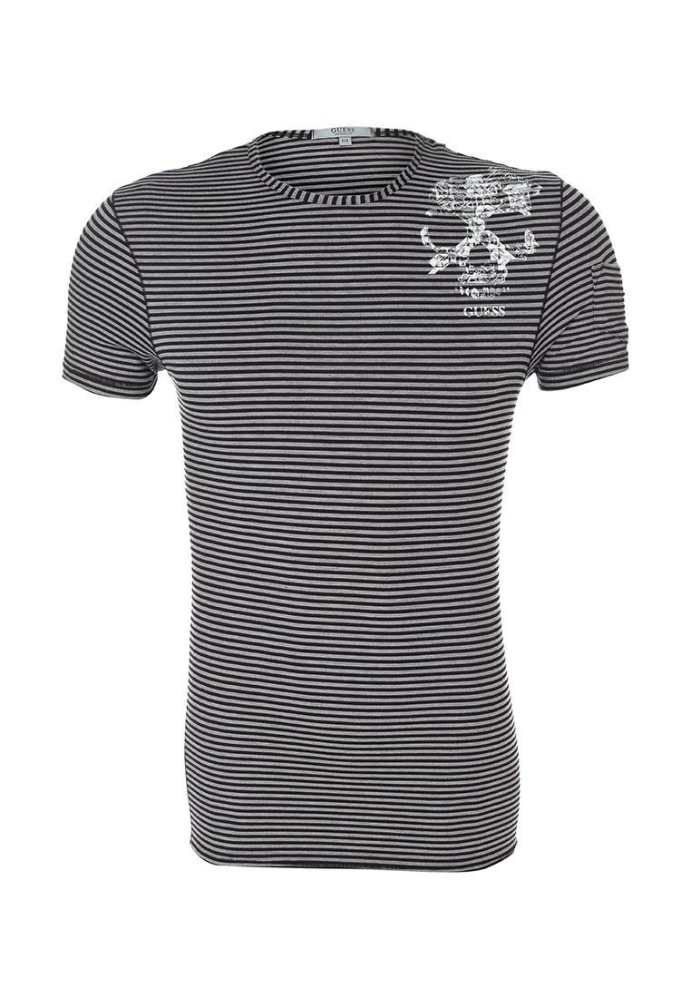 Pánské triko UE6U29 - Guess Barva: originál, Velikost: M