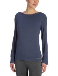 Dámský top pyžamo S2589E - Calvin Klein barva: hnědá, velikost: L