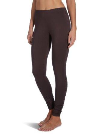 Dámské kalhoty na spaní S2590E - Calvin Klein barva: hnědá, velikost: L