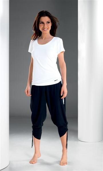 3/4 kalhoty Fantasia - Gwinner Barva: černá, Velikost: S