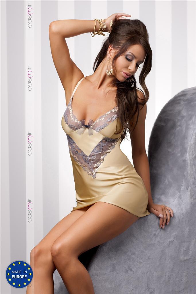 Košilka Vanilla - Casmir Barva: zlatá, Velikost: L/XL