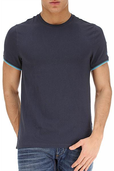 Tričko 58216Z3 - Calvin Klein Barva: modrá, Velikost: M
