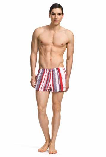 Pánské plavky 58256W3 - Calvin Klein Barva: originál, Velikost: M