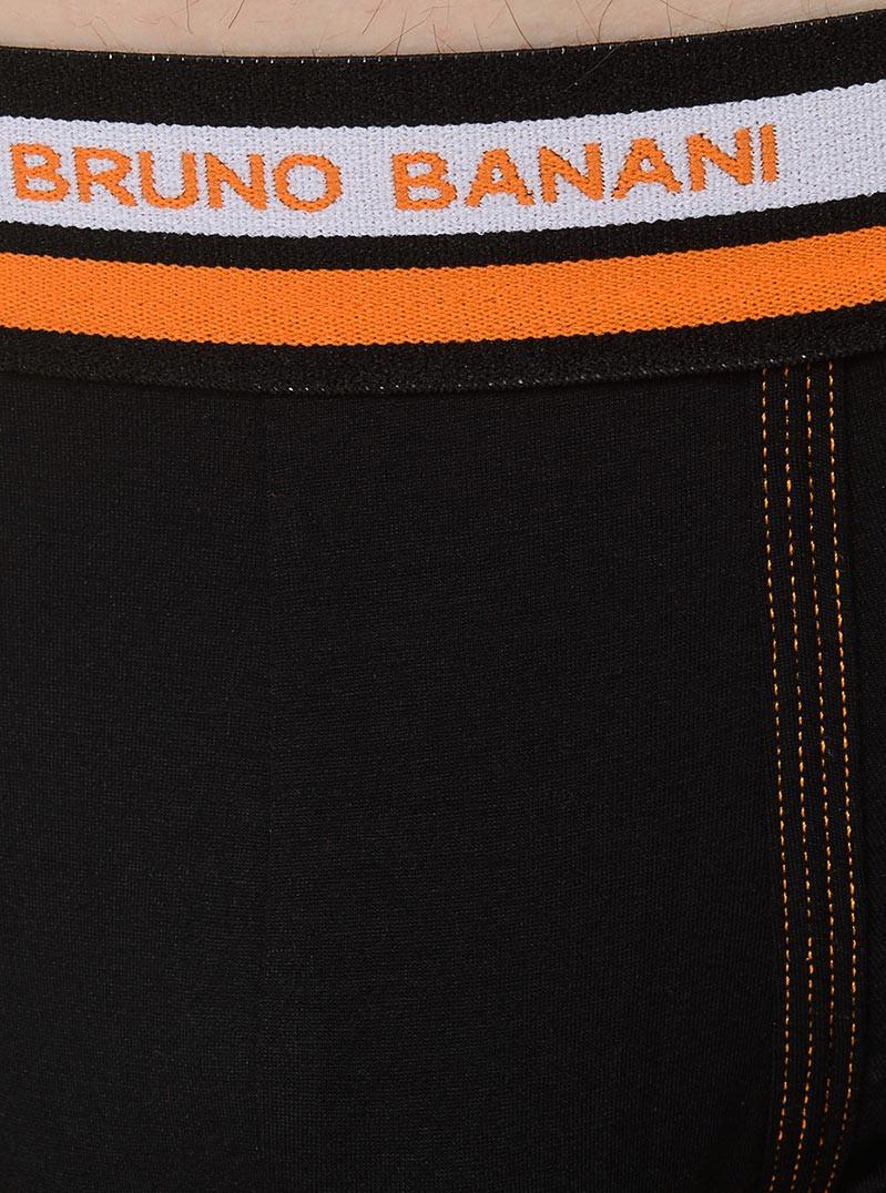 Boxerky 2202-1173 Bruno Banani Barva: černá, Velikost: XXL