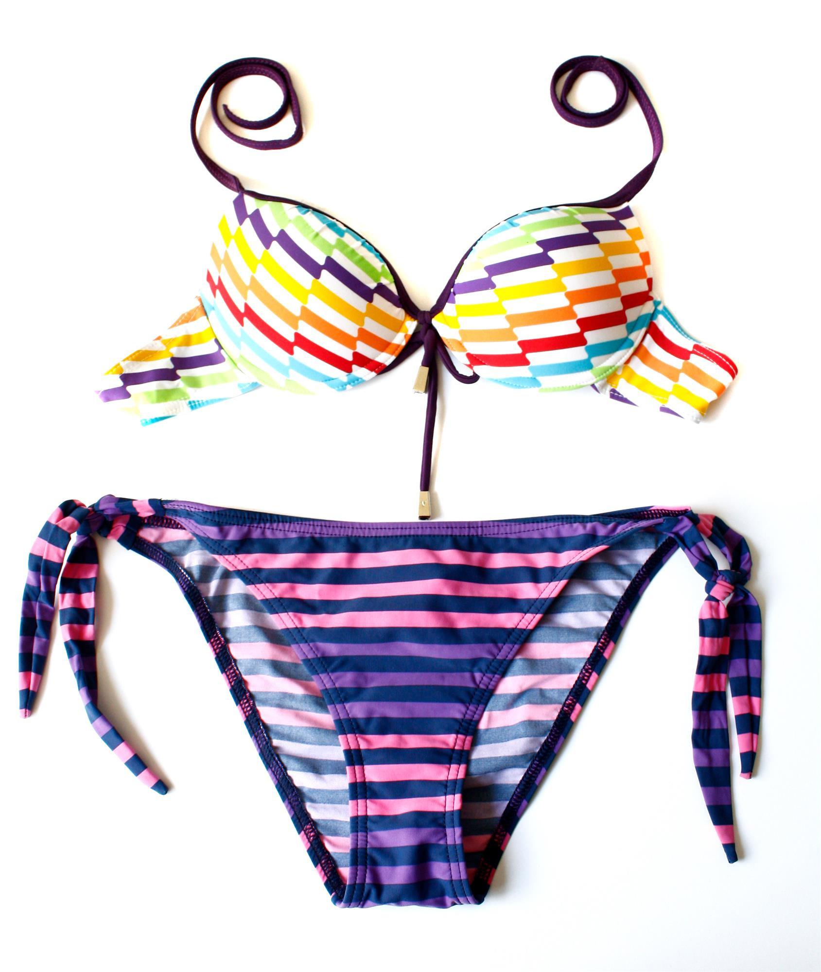 Dámské plavky Michelle P132 - Verano Barva: fialová, Velikost: 36/38