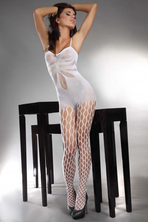 Body LivCo Corsetti Artemida Barva: bílá, Velikost: S/L