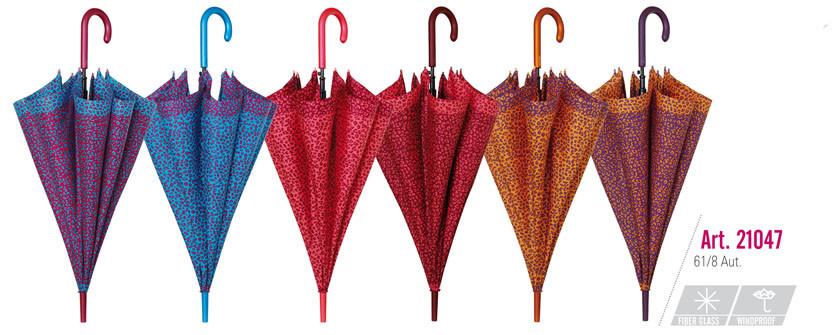 Dámský deštník GP 21047 - Perletti Barva: fialová