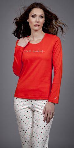 Dámské tričko 1780 - Vamp Barva: oranžová, Velikost: M