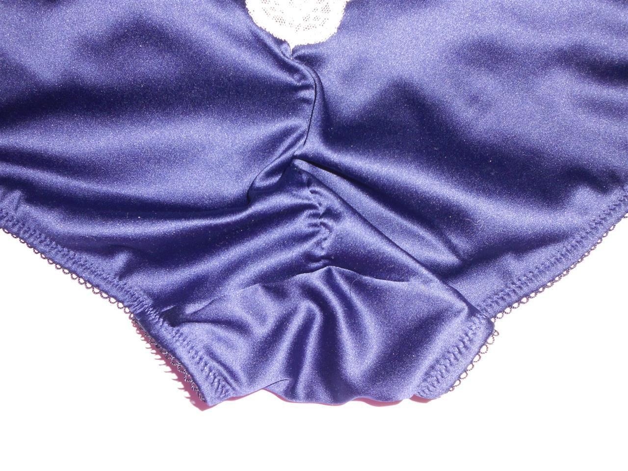 Dámské kalhotky 31-3122 - Pleasure State tmavě modrá M