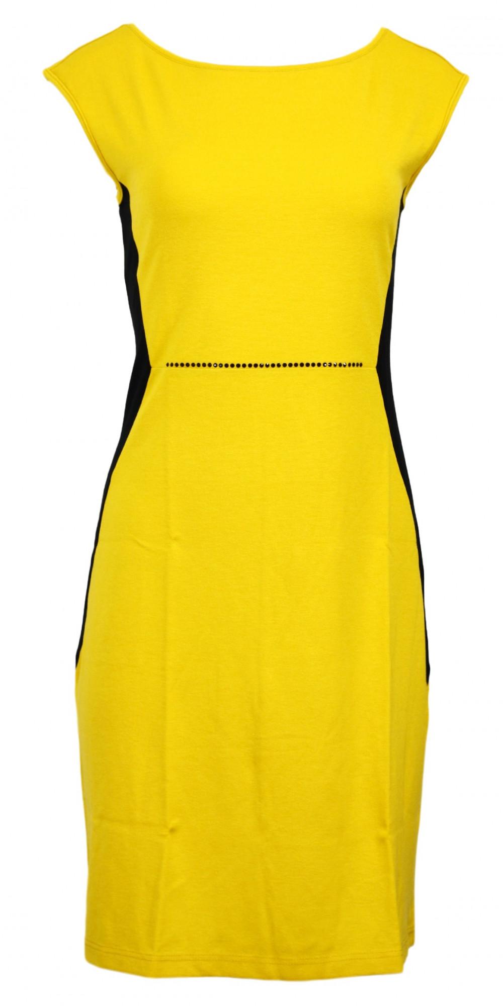 Šaty Saxa - Favab Barva: korál, Velikost: M
