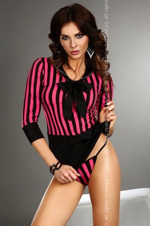 Set Nelly - Livia Corsetti Barva: černá, Velikost: M