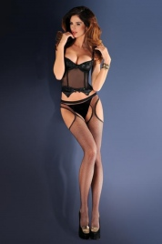 Punčochové kalhoty Erotica strip panty 151 - Gabriella