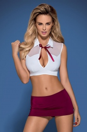 Sexy kostým Student XXL - Obsessive