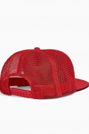 Kšiltovka KU0KU00056-XBG červená - Calvin Klein