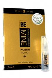 Feromony pro ženy BeMine 2ml - Lovely Lovers