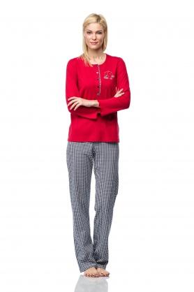 Dámské pyžamo 00-17-7481 - Vamp