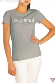 Dámské tričko O1GA22K8HM0 - G9L2 - Šedá - Guess