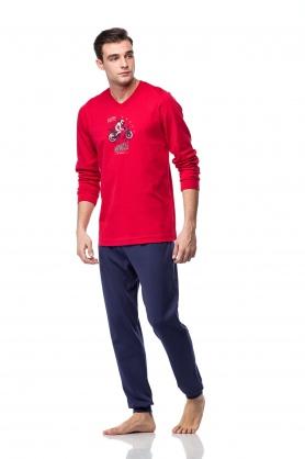 Pánské pyžamo 00-17-7514 - Vamp