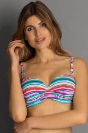 Vrchní díl dámských plavek Cosima Top 8816-1-009 vícebarevná - Anita