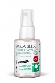 Lubrikační gel Aqua Slide Oil Lube 50ml - Lovely Lovers