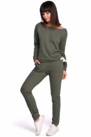 Dámské teplákové kalhoty B107 - BEwear