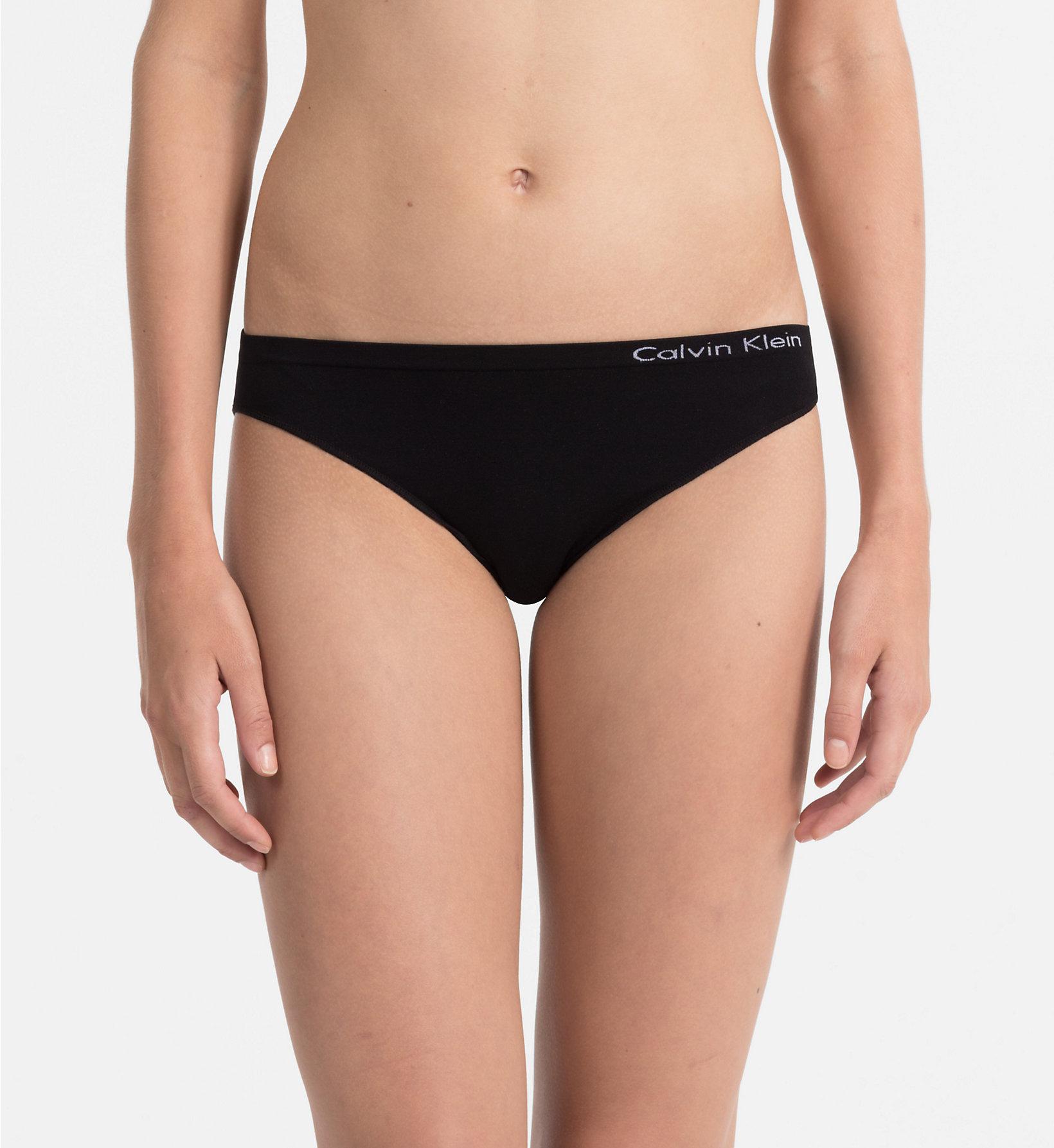 Kalhotky QD3545E-001 černá - Calvin Klein