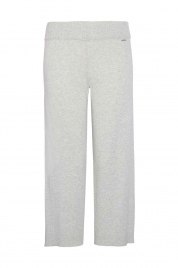 Dámské pyžamové kalhoty QS6276E-WFU béžová - Calvin Klein