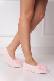 Dámské papuče Fluffy Slippers - Aruelle