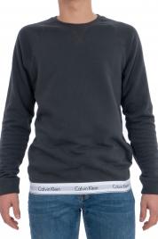 Pánské mikina NM1359E-2SJ tmavě šedá - Calvin Klein